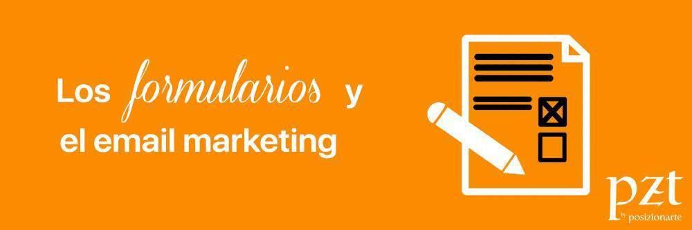agencia seo - pzt - formularios email marketing