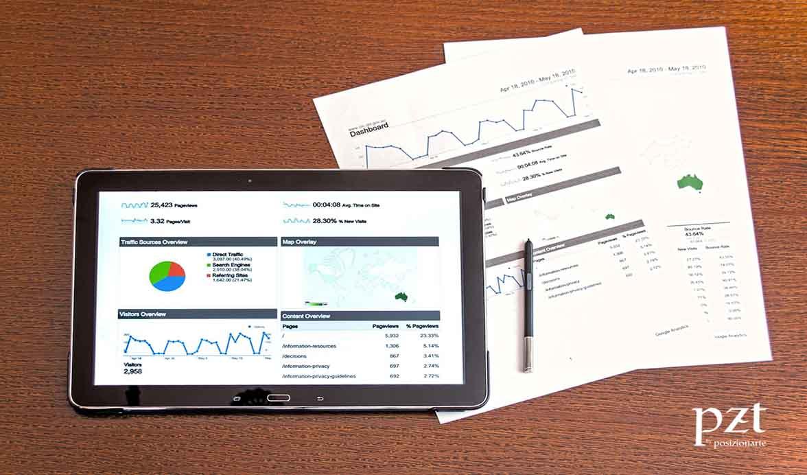 agencia seo -pzt- sistemas de reporting