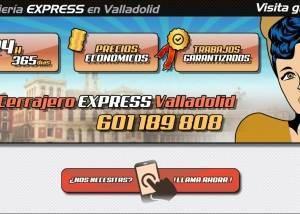 cerrajero express valladolid