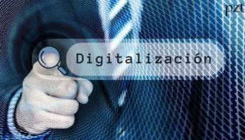 digitalización