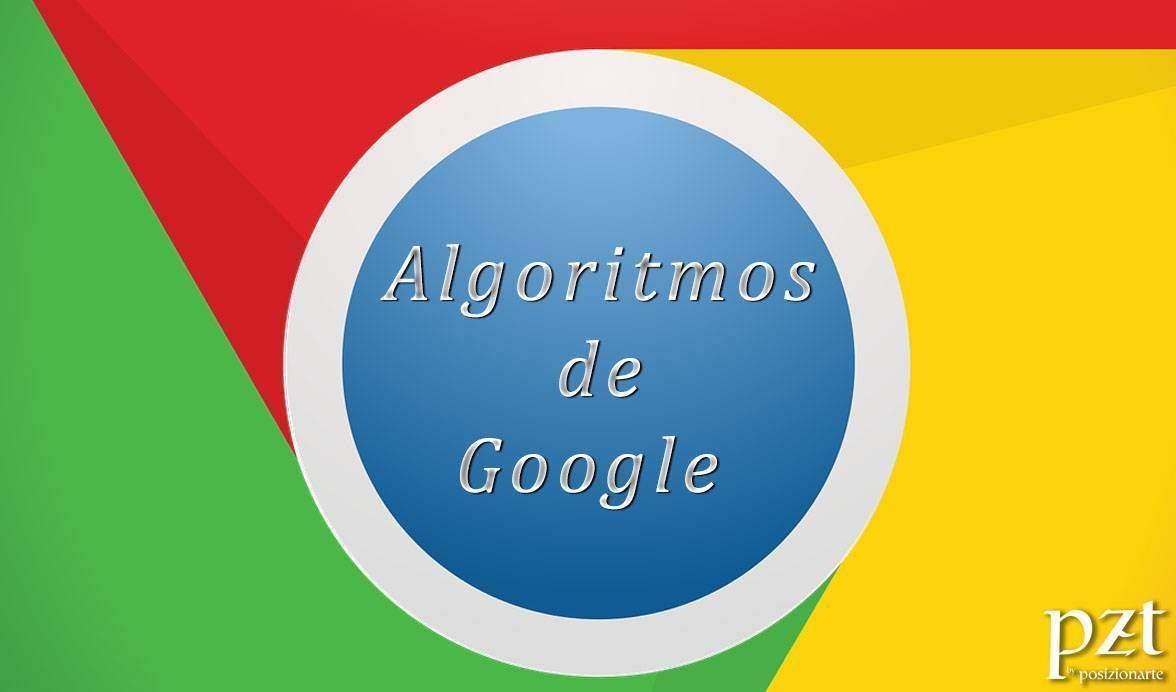 agencia seo -pzt- algoritmo de google
