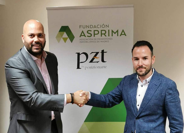 PZT agencia SEM partner Asprima