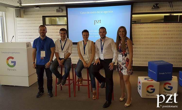 agencia seo - pzt - google partner