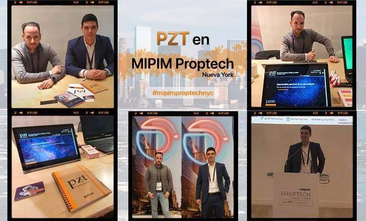 agencia seo - pzt - mipim proptech - nueva york - 2019