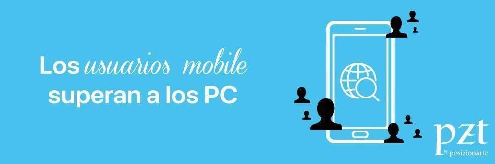 agencia seo - pzt - usuarios mobile